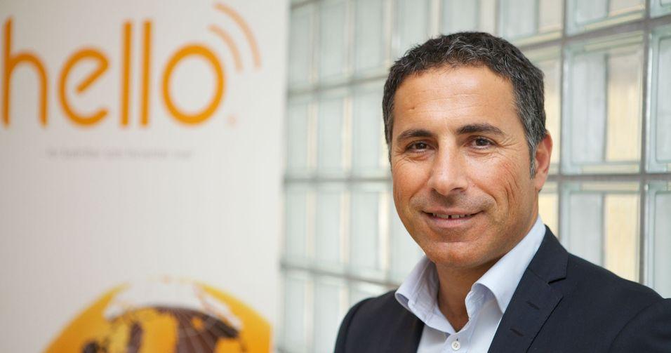 Hello-gründer Nadir Nalbant mener det er samfunnsmessig mer lønnsomt å skape konkurranse i mobilmarkedet ved at flere deler infrastruktur.