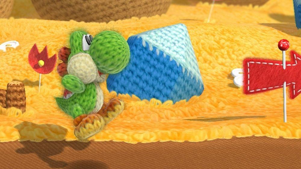 SNIKTITT: Yoshi's Woolly World