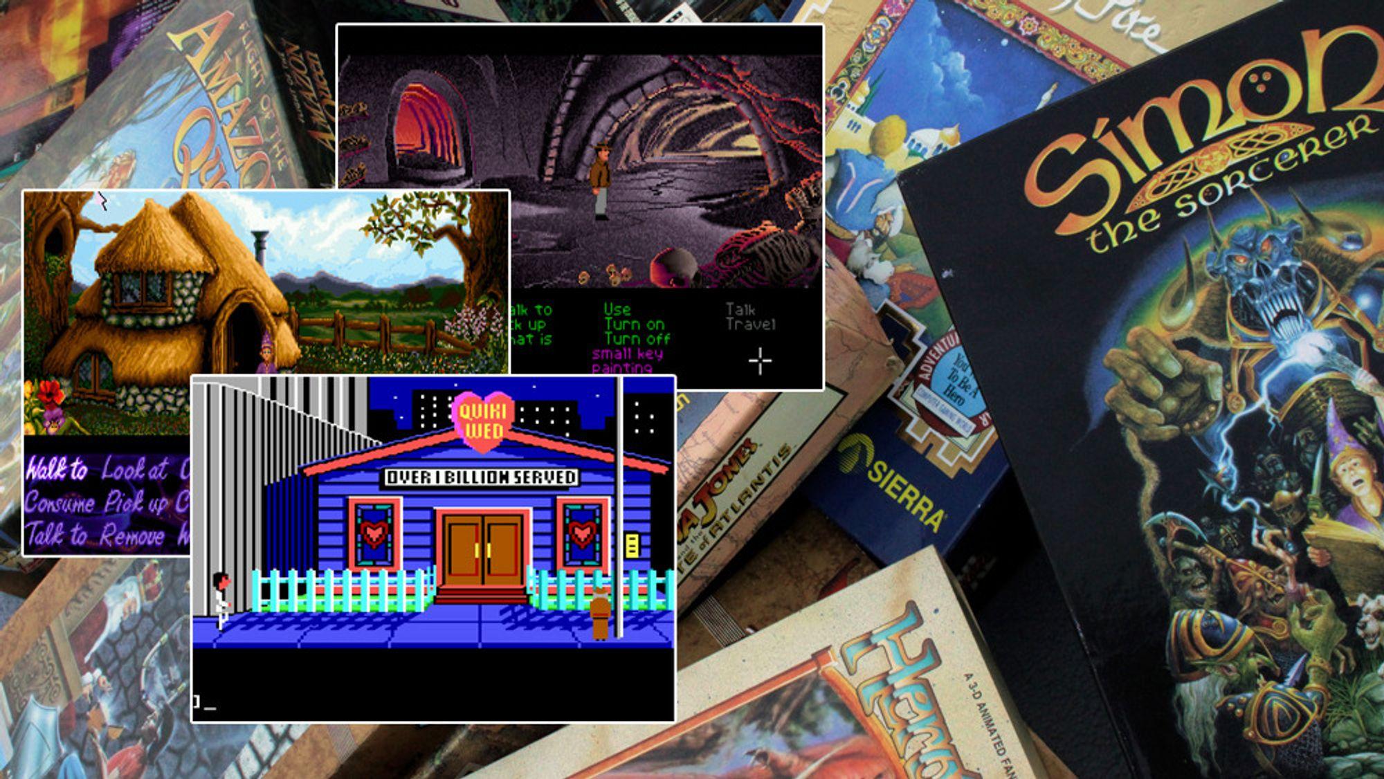 FEATURE: ScummVM har gitt nytt liv til mer enn 200 klassiske eventyrspill