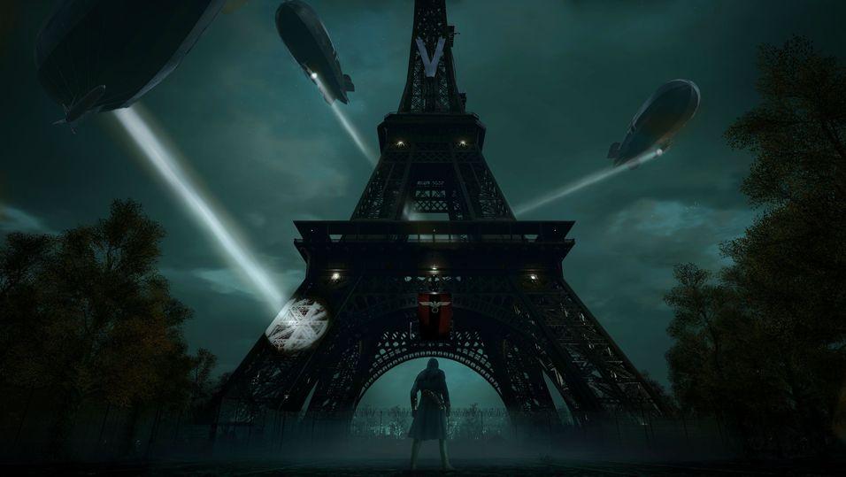 Assassin's Creed Unity tar oss med til andre verdskrig