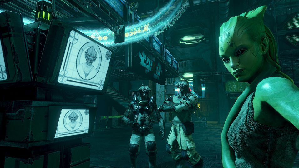 Over og ut for Prey 2.