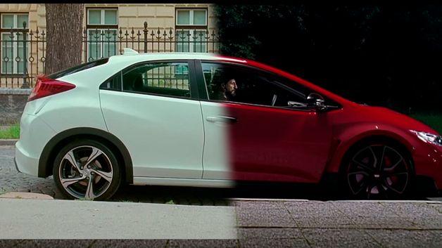 Se denne Honda-videoen og trykk «R» på tastaturet