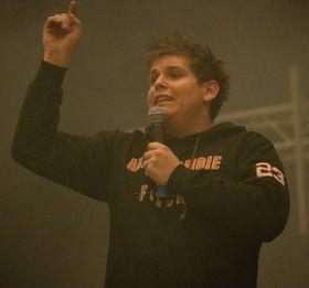 Markus Lindmark tar over som administrerende direktør for Dreamhack. Bildet er fra Dreamhack Winter i 2010.