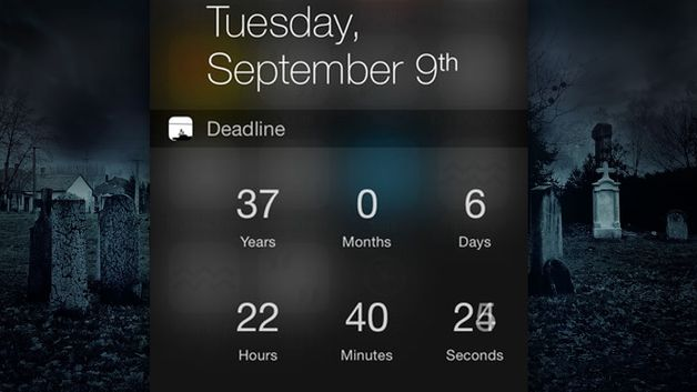 Denne iPhone-appen «vet» når du skal dø