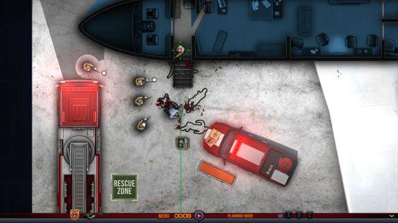 Et kjapt oppdrag, men det er fortsatt noen terrorister i flyet. (bilde: Joachim Froholt/Gamer.no).