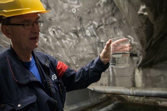 Øystein Moursund, seniorrådgiver ved VEAS.