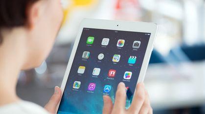 Apple opplever kraftig nedgang i iPad-salget