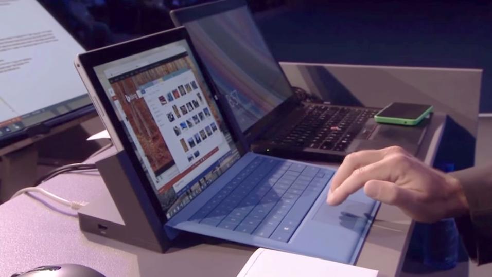 Windows 10 får bedre pekeplate-støtte