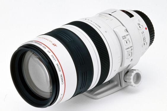 Det ryktes at Canon skal fornye deres EF 100-400mm objektiv.