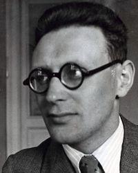 Tidligere  verdensmester, russiske Mikhail Botvinnik (1911-1995)