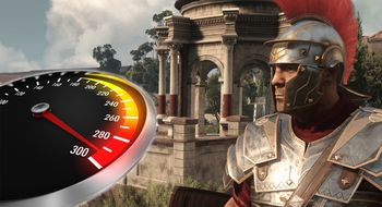 Ryse: Son of Rome i UHD En virkelig visuell perle i gamle Rom