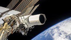 Kraftige kameraer på ISS lar deg filme festen din fra verdensrommet