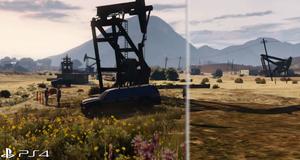 Så mye bedre ser PlayStation 4-versjonen av Grand Theft Auto V ut