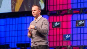 Scott Larson, grunnlegger av Urthecast.