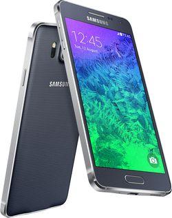 Galaxy Alpha ga en tydelig designretning for nye Samsung-telefoner.