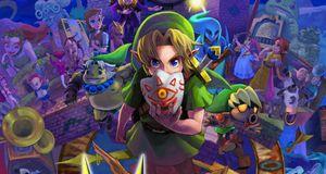 The Legend of Zelda: Majora's Mask til Nintendo 3DS