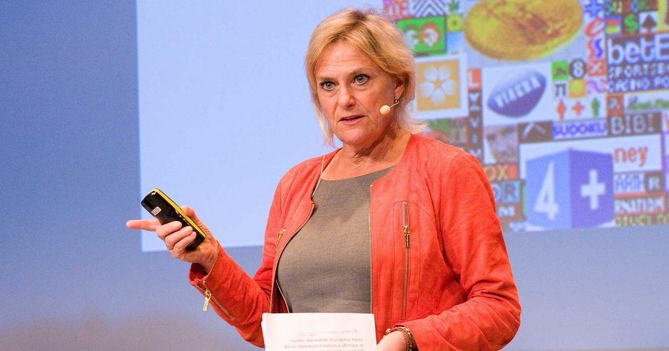 Sjefen for den svenske kringkasteren SVT, Eva Hamilton mener et åpent Internett er viktig for både innovasjon og demokrati.