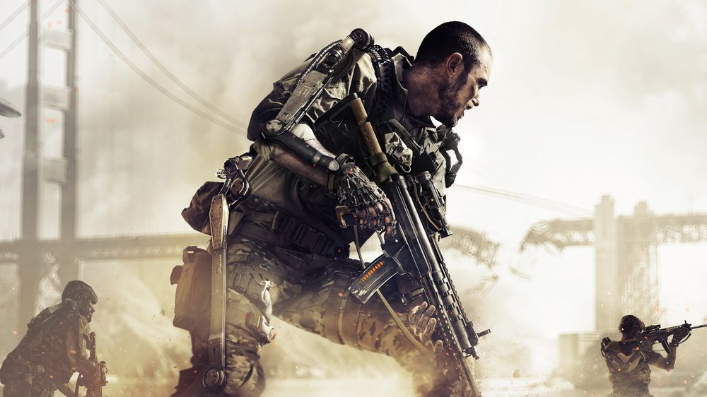 ANMELDELSE: Call of Duty: Advanced Warfare