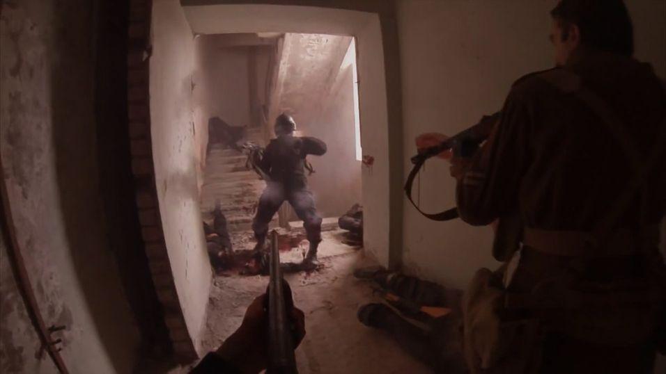 Se filmen som ser ut som et førstepersons skytespill