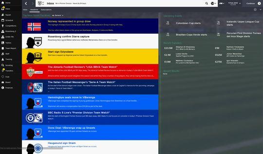 Øynene svir hver gang denne skjermen popper opp med et nykomponert fargesymfoni. (Skjermbilde: Gamer.no).