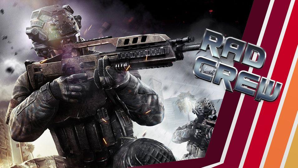 Call of Duty gjorde seg greit i år, gitt!