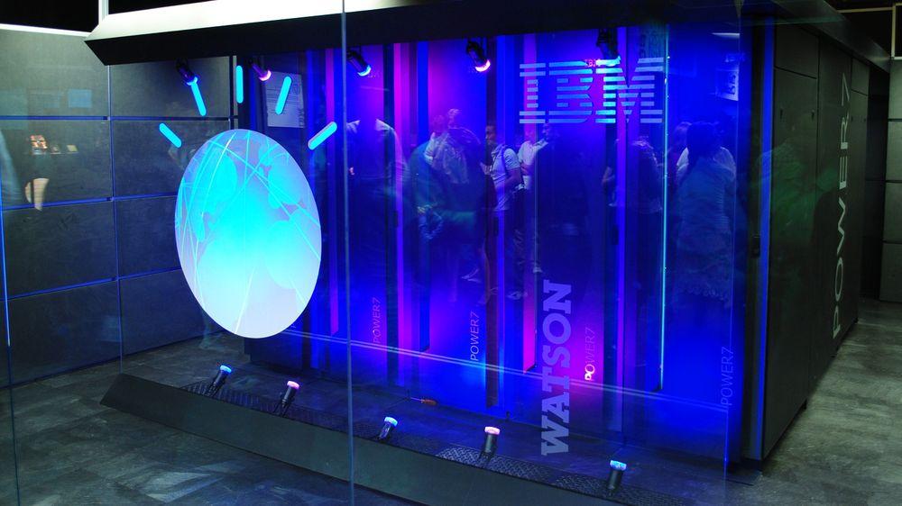 IBMs «smarteste» datasystem: Watson.