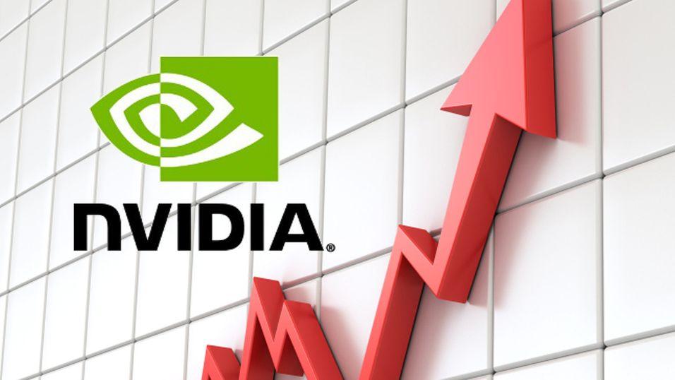 Pengene renner inn for Nvidia