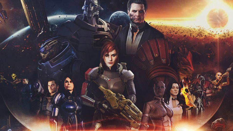 Hva mener du en nyversjon av Mass Effect-trilogien bør ha?