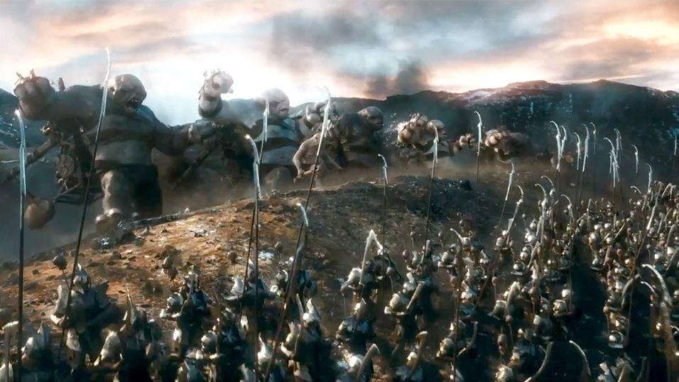 Se den aller siste Hobbiten-traileren her
