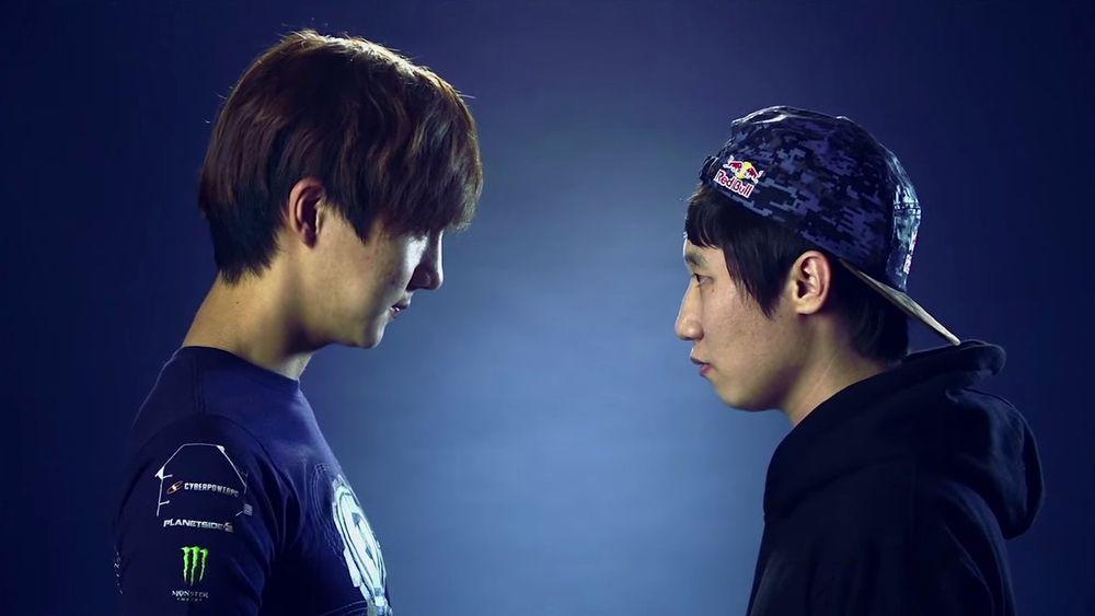 Jaedong og Bomber er begge sør-koreanske.