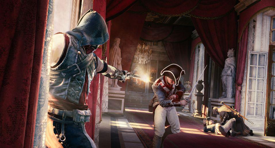 Hvor ble det av Assassin's Creed Unity?