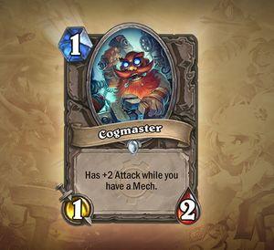 Et av de nye kortene i Goblins Vs Gnomes.
