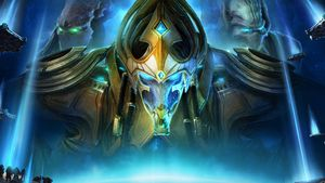Blizzard avduker StarCraft II: Legacy of the Void