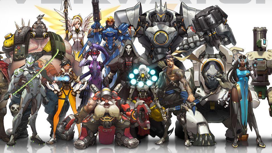 Det neste spillet til Blizzard heter Overwatch