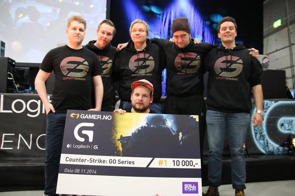 Expert-Gaming etter seieren