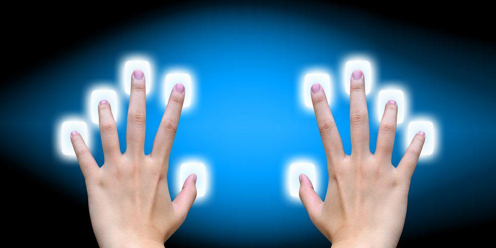 En kapasitiv berøringssensor er en av de viktigste sensorene i alle nyere mobiler.