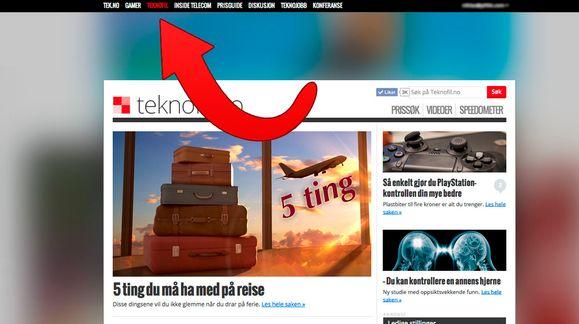 Husk at Teknofil ikke lenger er på Tek.no!