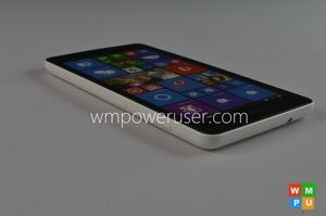 Dette skal være Microsoft LUmia 535, ifølge WMPoweruser.