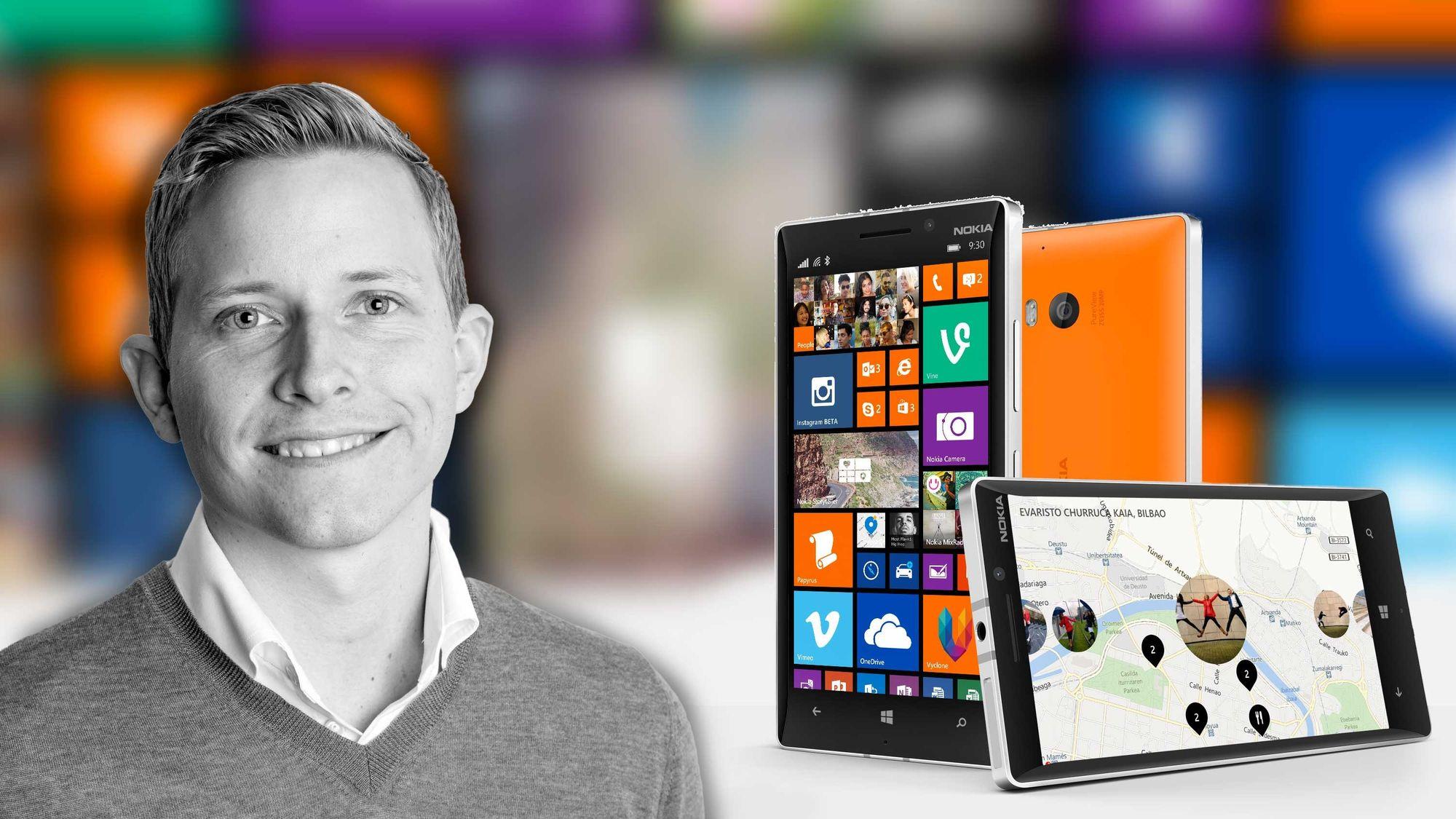 Les – Windows Phone er jo genialt