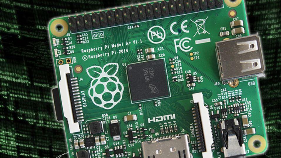 Ny Raspberry Pi Model A+ blir enda billigere enn forgjengeren