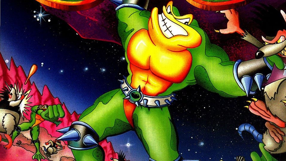 Battletoads var radness incarnate.