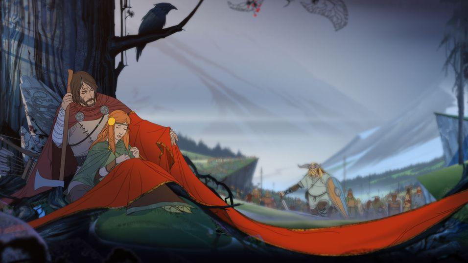 The Banner Saga kommer til PlayStation 4