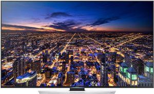 Ikke alle TV-modeller har falt i pris. Denne 85-tommeren fra Samsung har kostet 75 000 kroner de siste tre månedene. .