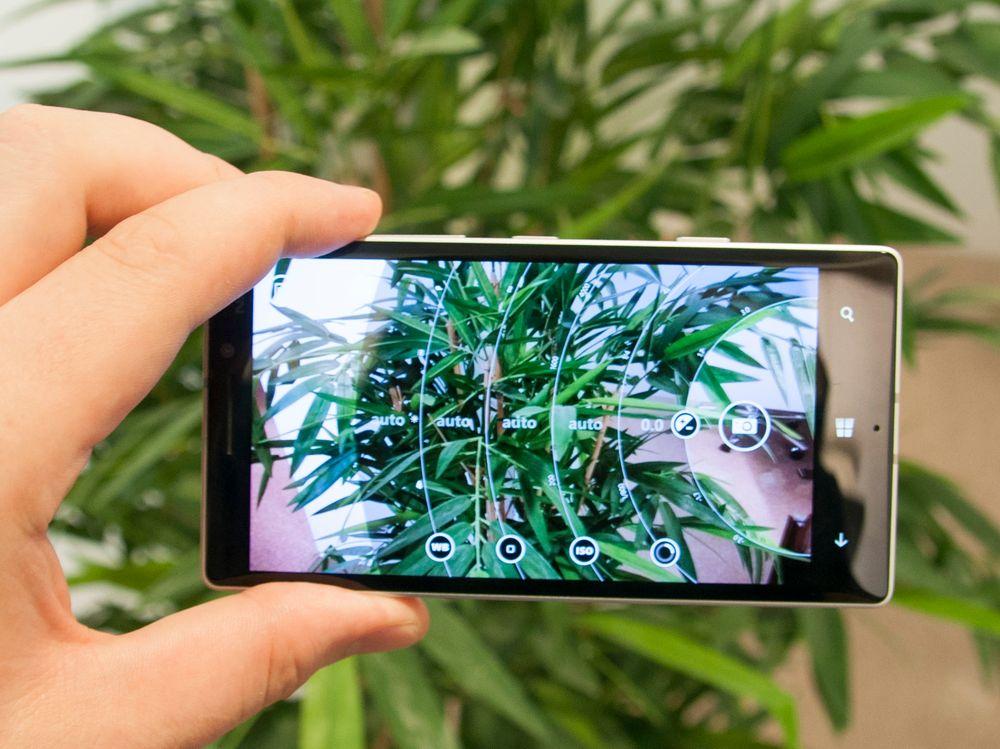 Kameraet i Lumia 930 er svært bra.
