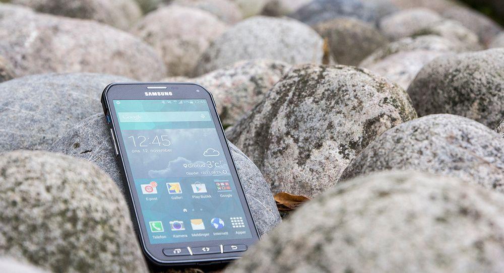 TEST: Samsung Galaxy S5 Active