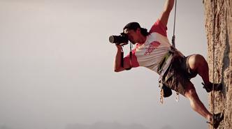Slik er hverdagen til en vågal National Geographic-fotograf
