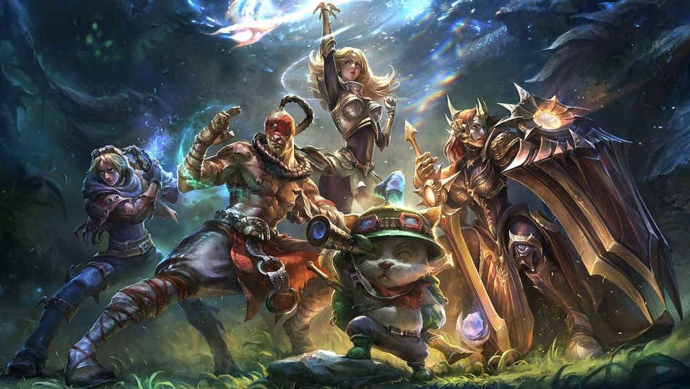 GUIDE: League of Legends