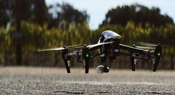 Ny kamera-drone filmer i 4K