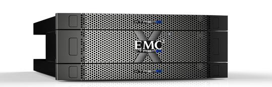 En av SSD-boksene til XtremIO.