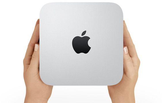 Joda, vi anbefaler faktisk Apple Mac mini. Men ikke bruk mer penger enn du må på den.